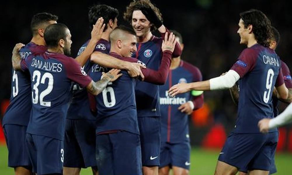 Champions League: Πολυβόλο η Παρί, η Βασιλεία «ξέρανε» τη Γιουνάιτεντ! (videos)