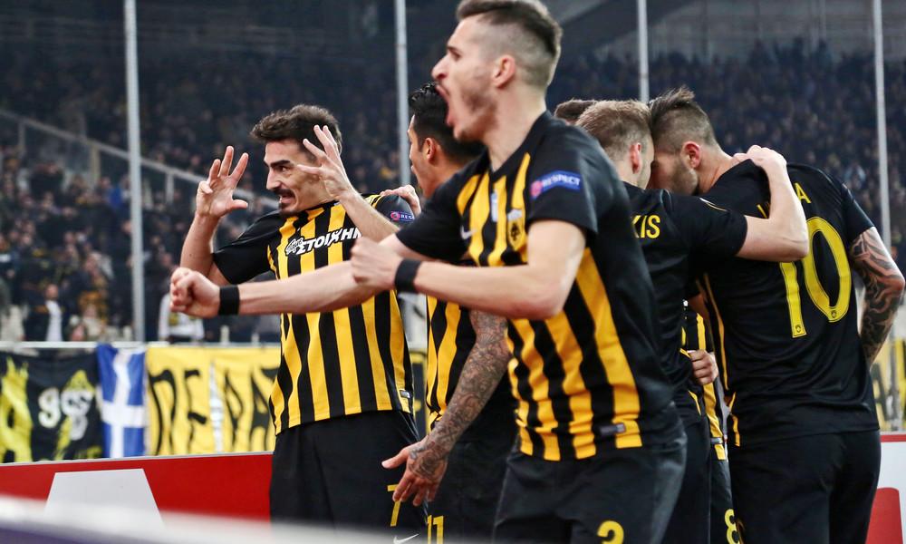 ΑΕΚ: Κινδυνεύει να αποκλειστεί από τους χειρότερους του Europa League! (photos)