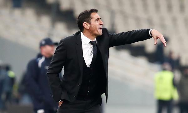 Πού ήταν η ΑΕΚ και ο προπονητής της στο πρώτο ημίχρονο;
