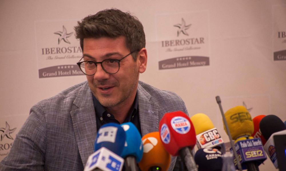 Κατσικάρης: «Η Τενερίφη είναι μία ανταγωνιστική ομάδα» (photos+video)