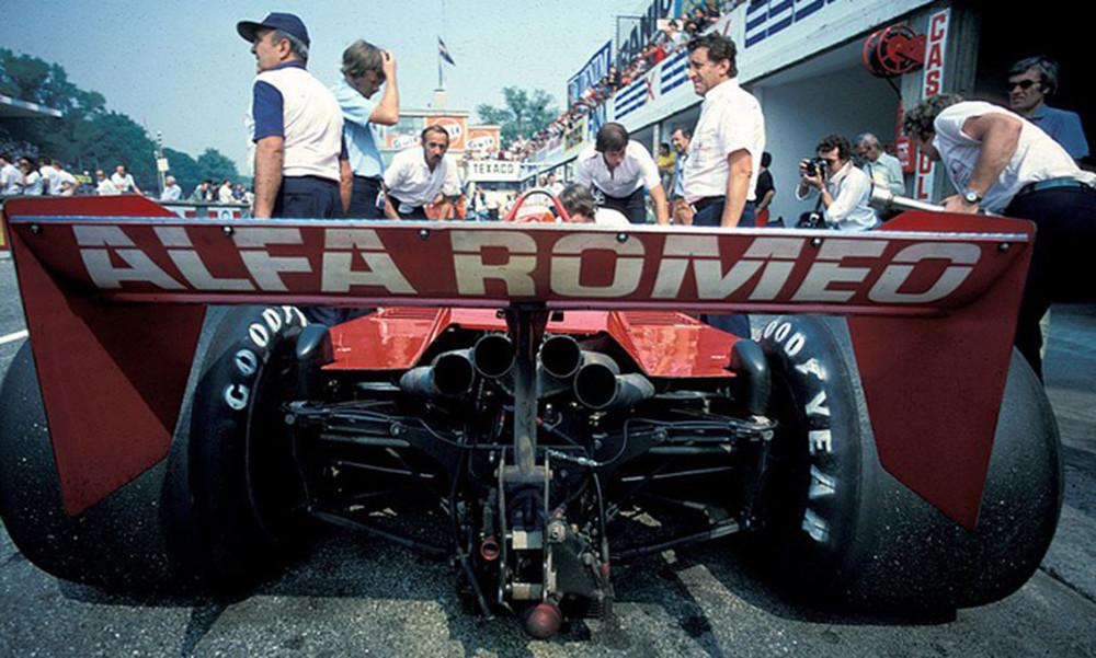 Η Alfa Romeo ξανά στο πόντιουμ της Formula 1 (photos)