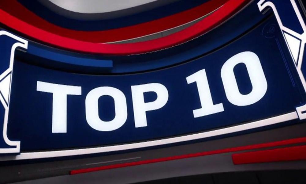 ΝΒΑ Top 10: Απίστευτος Μπελ στην κορυφή!