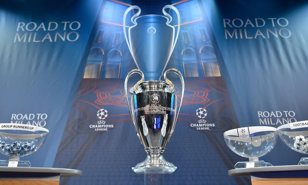 Champions League: Ντερμπάρες Ρεάλ - Παρί και Τσέλσι - Μπαρτσελόνα