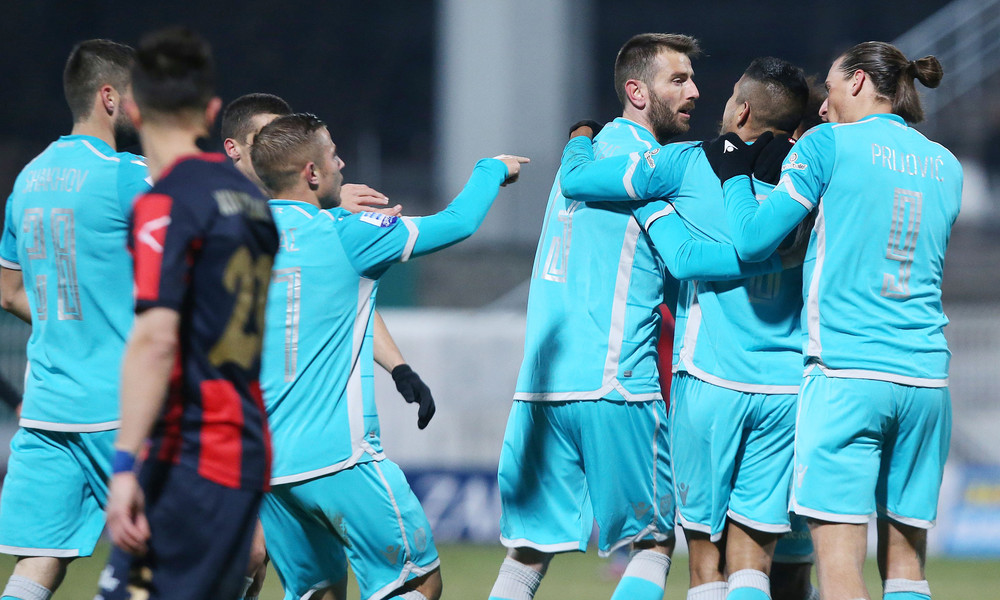 Τρίκαλα-ΠΑΟΚ 1-5: «Κλείδωσε» την πρόκριση στους «8» του Κυπέλλου Ελλάδας