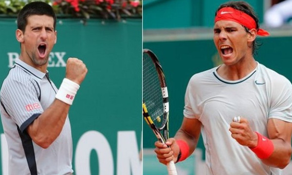 Τένις: Φινάλε με Ναδάλ και Τζόκοβιτς!