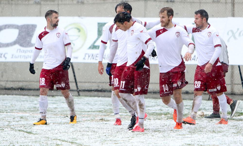 ΑΕΛ-Ξάνθη 3-0: «Βυσσινί» χιονοθύελλα πρόκρισης!
