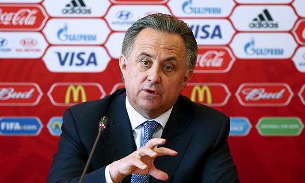 Μουντιάλ 2018: Παραιτήθηκε ο πρόεδρος της ρωσικής Ομοσπονδίας για σκάνδαλο ντόπινγκ!