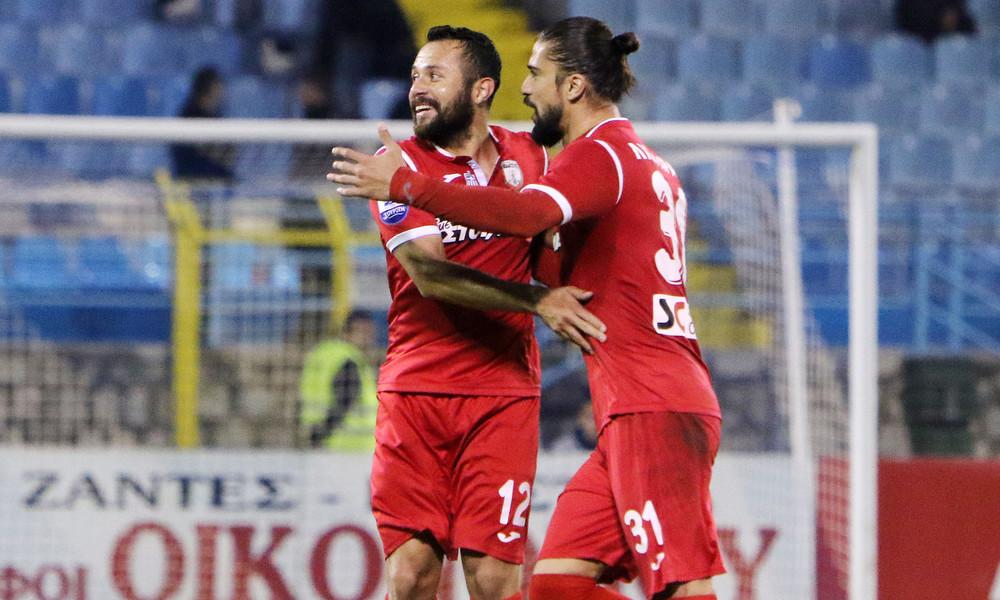 Λαμία - Ξάνθη 0-1: «Χτύπησε» Ευρώπη με «κεραυνό» Μεχία !
