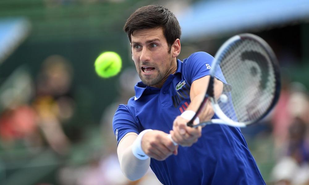 Τένις: Επέστρεψε ο Τζόκοβιτς