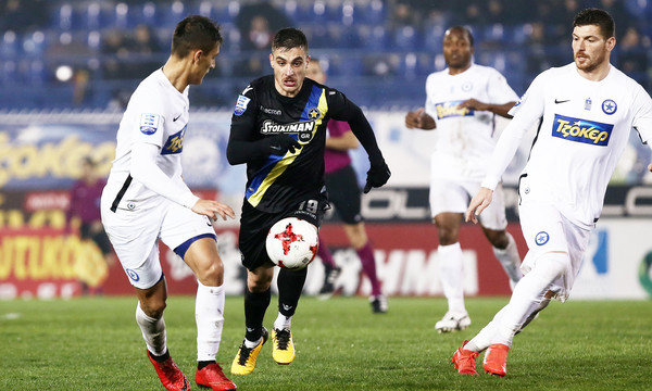 Ατρόμητος-Αστέρας Τρίπολης 1-0: Ασταμάτητος και στο Κύπελλο
