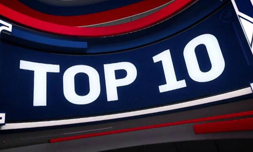 Top 10 με καρφωματάρα ΛεΜπρόν (video)