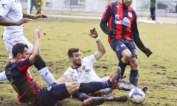 Τρίκαλα-Σπάρτη: Αυτό δεν ήταν ματς, ήταν λασπομαχία! (photos)