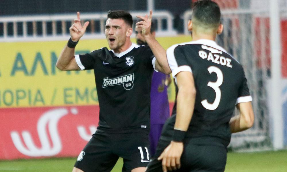 ΟΦΗ-Δόξα Δράμας 3-0: Πεντοζάλη για Super League!