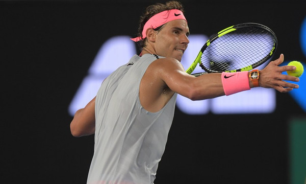Australian Open: Πρόκριση για Ναδάλ