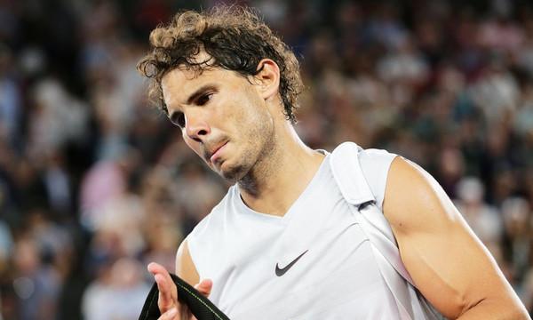Australian Open: Τέλος ο Ναδάλ!