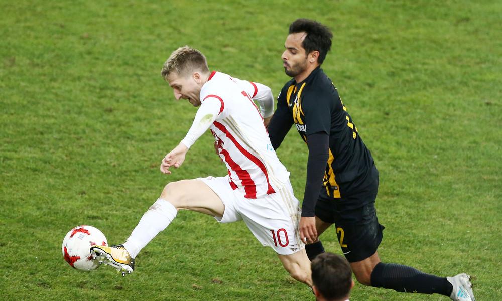 LIVE CHAT Ολυμπιακός - ΑΕΚ 0-0 (τελικό)