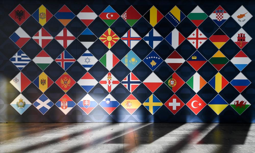 Ο «χάρτης» του UEFA Nations League