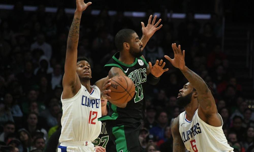NBA: Σίφουνας από το Λος Άντζελες οι Σέλτικς