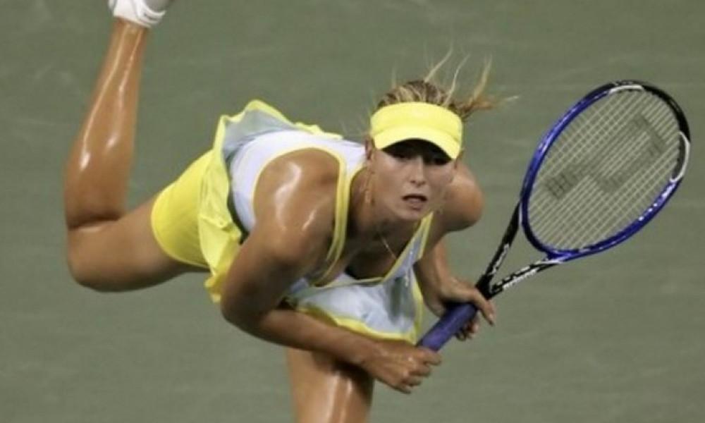 Τένις: Η Σαράποβα πήρε wild card από το Ντουμπάι