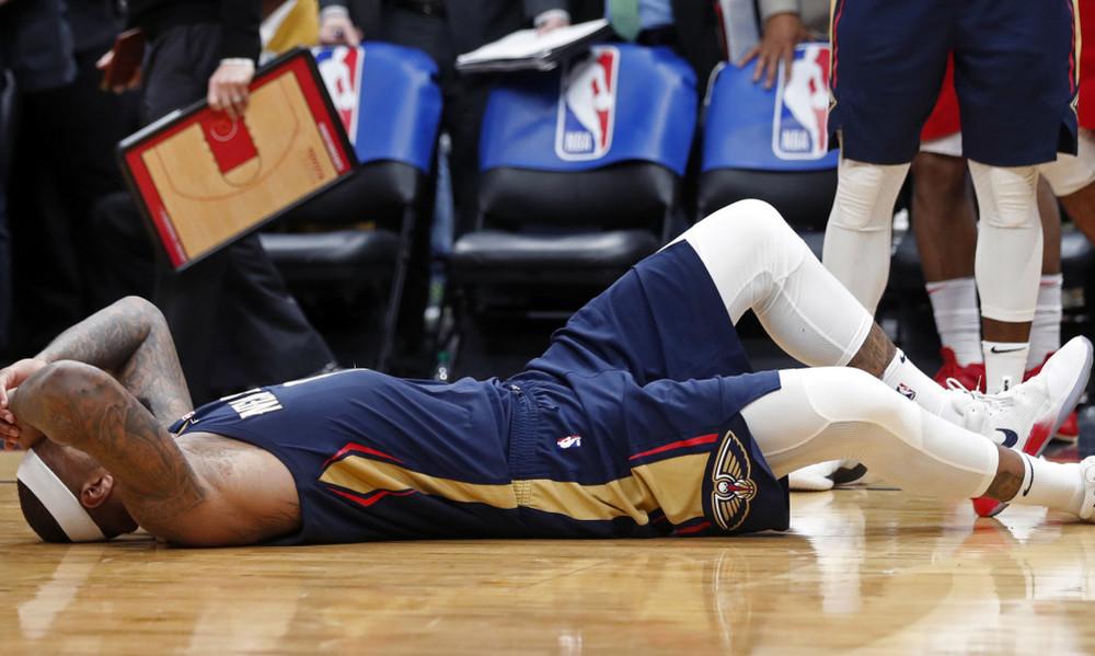 NBA: Τόσο θα μείνει εκτός ο Κάζινς (photos)