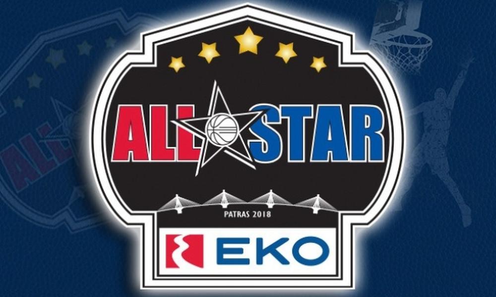 All Star Game: Τα ρόστερ και οι προπονητές των ομάδων