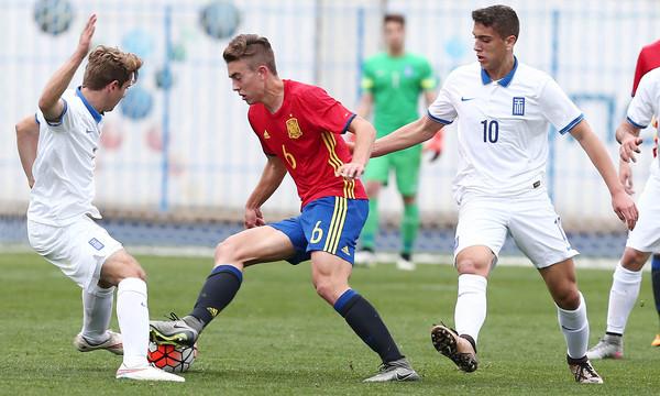 Εθνική Παίδων: Η αποστολή για τους φιλικούς αγώνες με την Σλοβακία