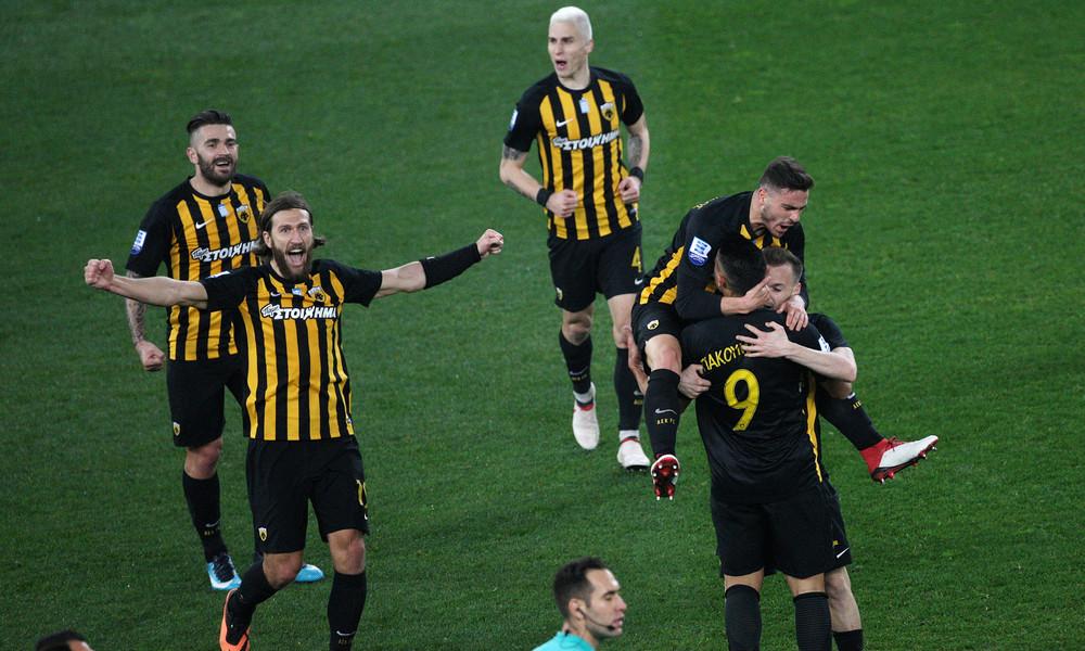 Ολυμπιακός-ΑΕΚ 1-2: Ανατροπή τίτλου με... buzzer beater του Γιακουμάκη!