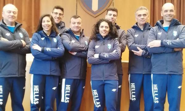Χειμερινοί Ολυμπιακοί Αγώνες: Αναχώρησαν οι Έλληνες για Κορέα (photos)