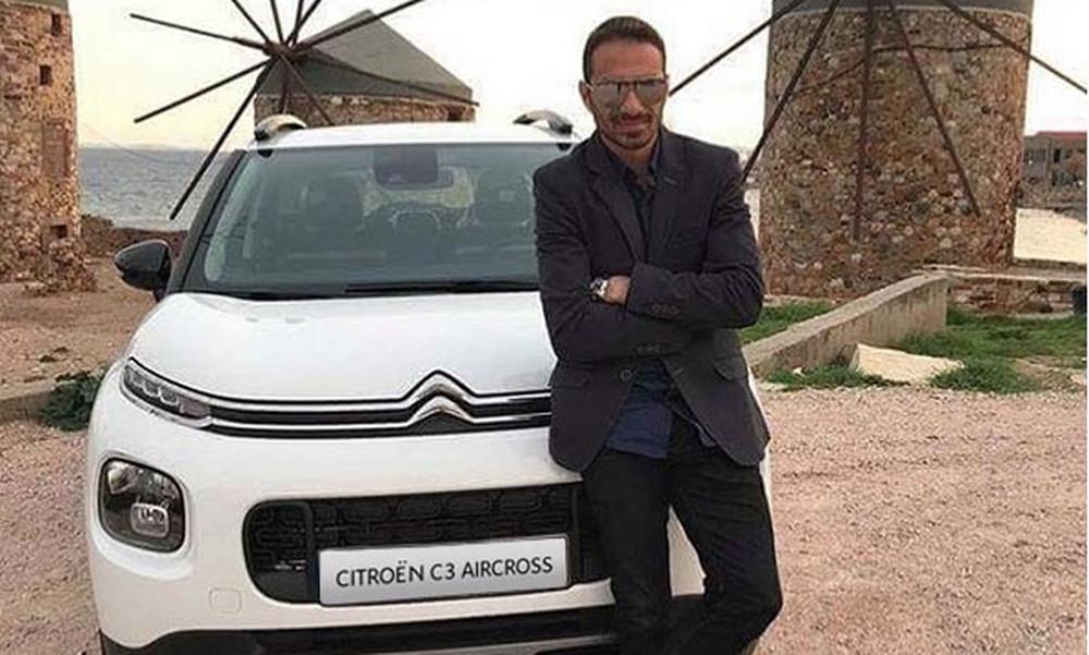 Ο εθνικός μας μαραθωνοδρόμος Χριστόφορος Μερούσης δοκιμάζει το νέο Citroen C3 Aircross!