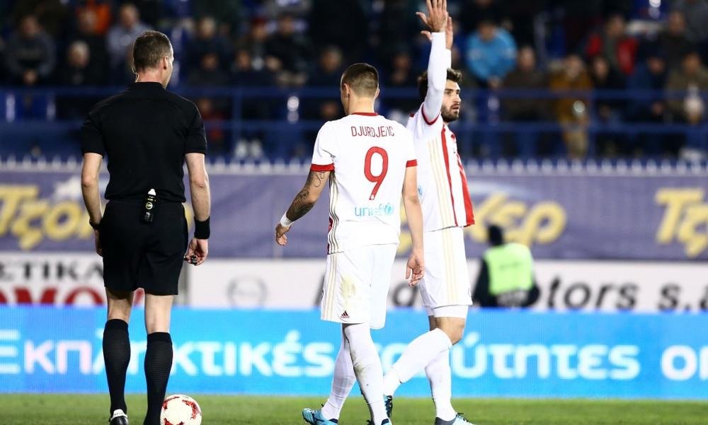 Ολυμπιακός: Ο Τζούρτζεβιτς έκανε του κεφαλιού του και αγνόησε τον Ανσαριφάρντ
