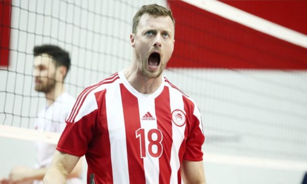 Αγγίζει το final 4 o Ολυμπιακός