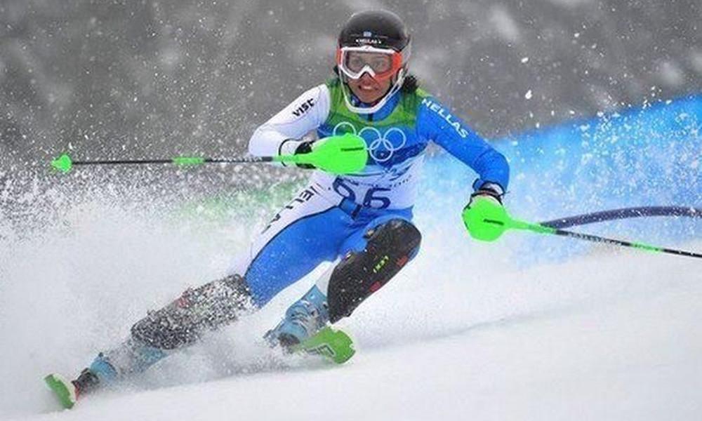 Χειμερινοί Ολυμπιακοί Αγώνες: Η Ράλλη 52η στο γιγαντιαίο σλάλομ