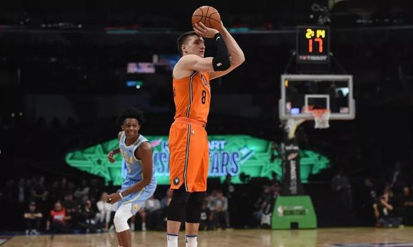 NBA All Star Game: Η μαγική εμφάνιση του MVP Μπογκντάνοβιτς (video)