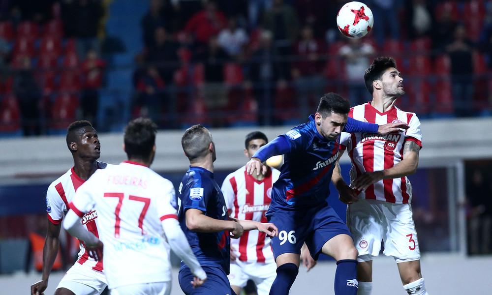 Live Chat Ολυμπιακός-Πανιώνιος 1-0 (τελικό)