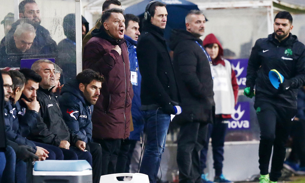 Αποδοκιμασίες για Φυντάνη και Κούγια στο AEL FC ARENA (photos)