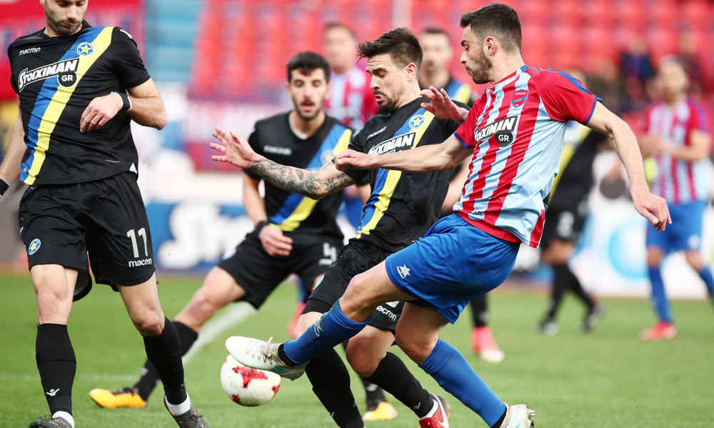 Live Chat Πανιώνιος-Αστέρας Τρίπολης 0-0