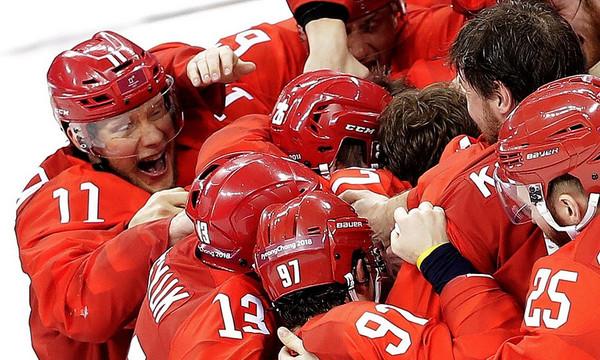 Χειμερινοί Ολυμπιακοί Αγώνες: Χρυσό η Ρωσία στο χόκεϊ!