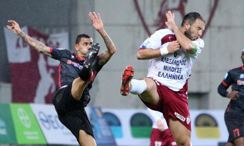 ΑΕΛ-Πλατανιάς 1-0: Τον «βύθισε» κι άλλο ο Ντέλετιτς
