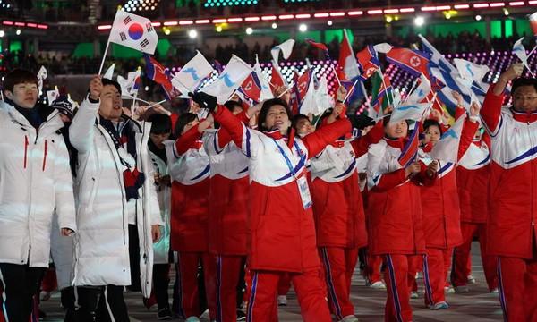 Χειμερινοί Ολυμπιακοί Αγώνες: Οδικώς επέστρεψε η αντιπροσωπεία της Β. Κορέας