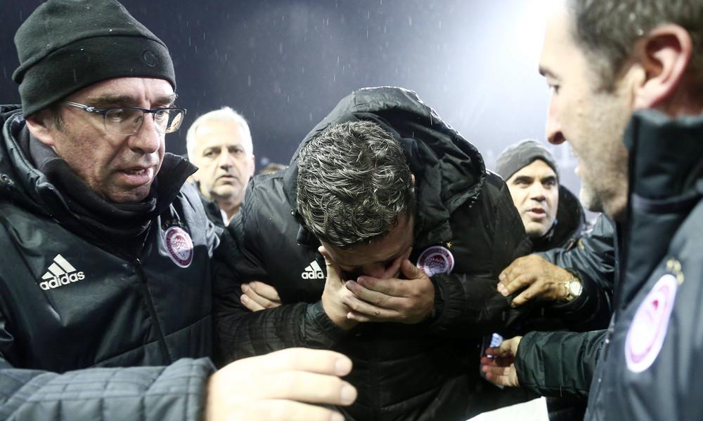 ΠΑΟΚ - Ολυμπιακός: Αυτά αναφέρονται στον ΚΑΠ για τον γιατρό των αγώνων (photo)