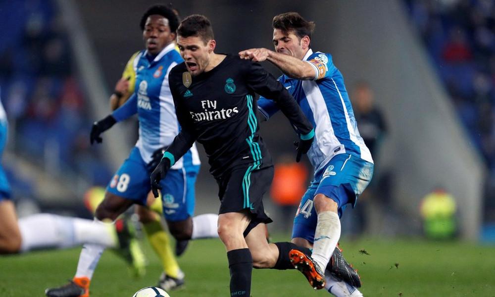 Εσπανιόλ - Ρεάλ Μαδρίτης 1-0: «Χαστουκάρα» στις καθυστερήσεις (video)