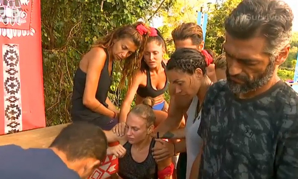 Survivor 2: Όργια στο Twitter με το «σκάστε» της Χατζίδου και τον… πόλεμο στην Σπυροπούλου! (photos)