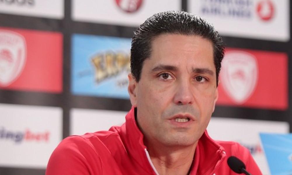 Σφαιρόπουλος: «Κάνουμε ταχύρυθμα στον Μπράουν»