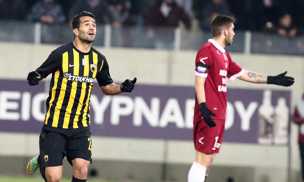 Το γκολ του Μασούντ που προκάλεσε αντιδράσεις στο ΑΕΛ-ΑΕΚ (video)