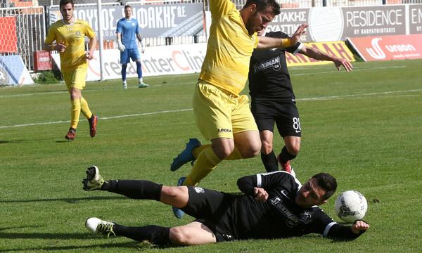 ΟΦΗ-Αναγέννηση Καρδίτσας 1-0: Με Μάνο στην… Super League