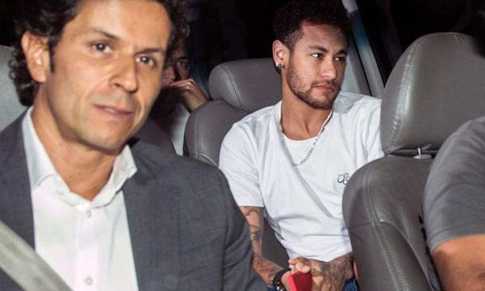 Με ελικόπτερο έφυγε ο Νεϊμάρ από το νοσοκομείο! (video+photos)