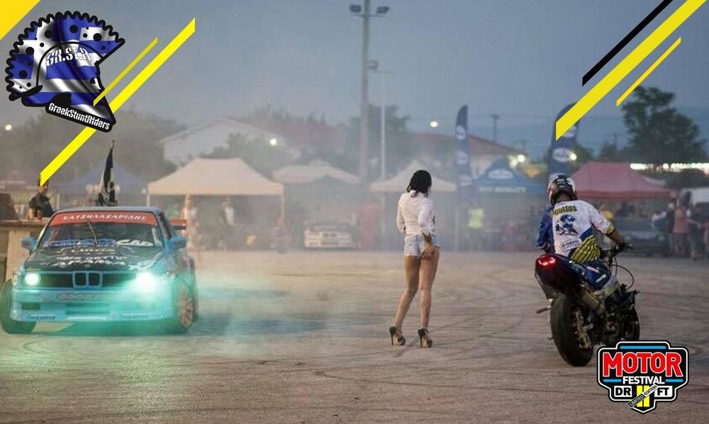 Οι «τρελοί» της Θεσσαλονίκης στο 11ο Motor Festival των Ιωαννίνων! (video)