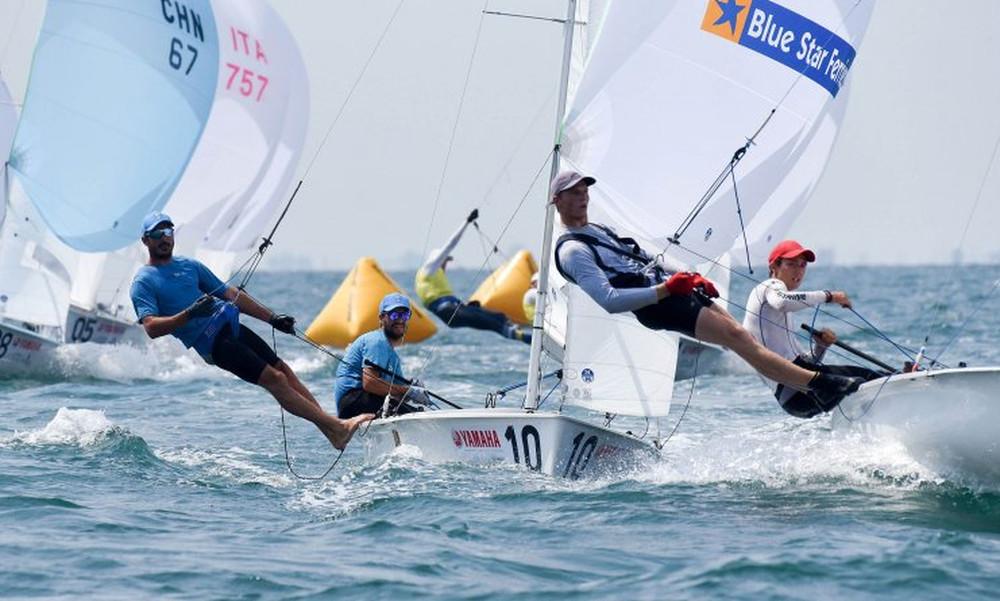 Athens Eurolymp Week: Προπορεύονται Μιτάκης, Κοκκαλάνης, Καραχάλιου, στην 2η θέση οι Μάντης-Καγιαλής