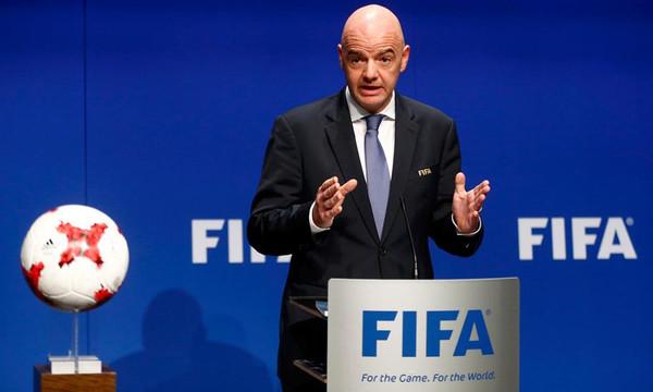 Στην κηδεία του Κουτσοκούμνη ο πρόεδρος της FIFA