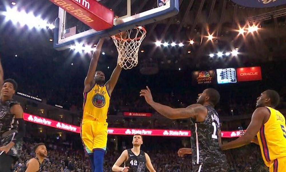 NBA: Βγήκε μπροστά ο Ντουράντ για τους Ουόριορς! (videos)